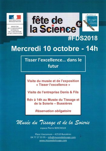 Xl f te de la science 10 10
